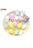 Original Squishy toy Lazy Sleep Cat Animal Cute Phone Strap Accessories Mochi Squish Soft Slow Rising Toy Squeeze Joke Gift hot