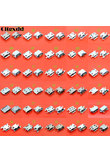 cltgxdd 30models 30pcs 5pin 7pin Micro USB jack,USB charging socket,USB connector V8 port for Samsung Huawei Lenovo Phone Tablet