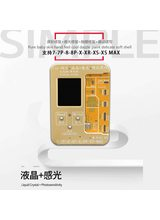 WL V6 LCD Screen Original Color Programmer for iPhone 11 XR XSMAX XS 8P 8 7P Earphone/Touch/Battery Repair Good as Qianli iCopy