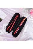 Portable EVA Pen Pencil Case Hard Shell Holder Pen Pencil Case Pouch Stationery Box Makeup Bag Office School Supplies