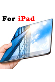 For Apple iPad 9.7 Screen Protector Glass For iPad 2018 2017 10.5 5th 6th Pro Tempered Glas Air 1 2 Mini 3 4 On Film Protective