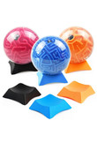 3D Maze Ball Magic Puzzle Toy Base Balance Puzzle Game Toy Holder Base Stand high quality wholesale Freeshipping MM7
