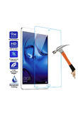 Tempered Glass For Huawei Mediapad T3 10 9.6 8.0 4g Wifi Version 7.0 T1 701 701u Glas Screen Protector Protective Film On T 3 1
