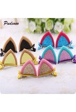 Kid Baby Girl Hairwear Cat Ear barrettes Hair Clips Barrette Hairpin AU STOCK