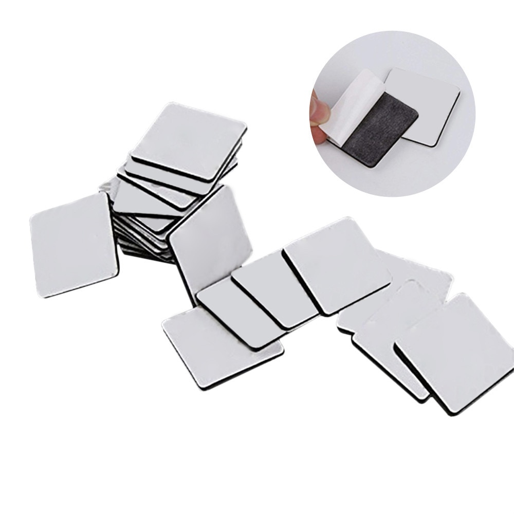 """""""30^10pcs Double Sided Black Foam Tape Strong Square Car & Home Use Adhesives Home Accessories Tool"""""""
