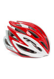 Casco Spiuk Dharma Rosso Bianco