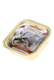 Mister Stuzzy Cat con Tacchino 0.100 kg