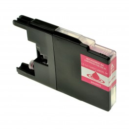 CARTUCCIA LC 1240 MAGENTA COMPATIBILE PER BROTHER J525W J925DW J430W J6510DW,J6910DW LC1240 CAPACITA' 10ML