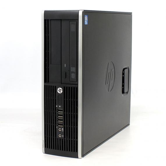 PC HP COMPAQ 6300 PRO SFF CORE i5-3470 3.2GHz 4GB RAM 500Gb DVDR WINDOWS 10 PRO ORIGINALE INSTALLATO RICONDIZIONATO GRADE A