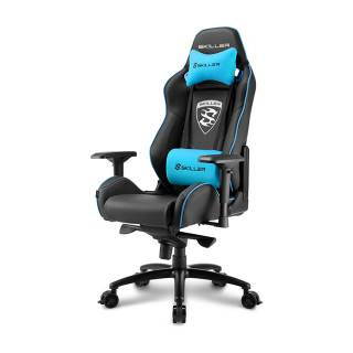 Sharkoon Skiller SGS3 Gaming Chair Nero/Blu