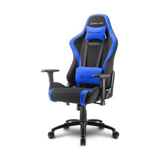 Sharkoon Skiller SGS2 Gaming Chair Nero/Blu