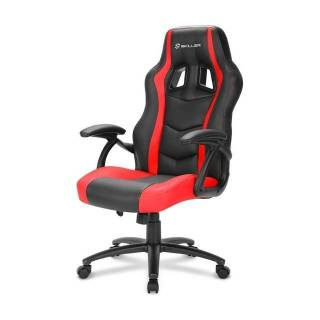 Sharkoon Skiller SGS1 Gaming Chair Nero/Rosso