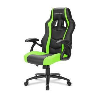Sharkoon Skiller SGS1 Gaming Chair Nero/Verde