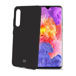 Celly Feeling Cover Huawei P30 Nero
