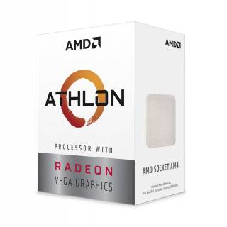 AMD Athlon 200GE Dual Core 3.2GHz 5MB skAM4 Box