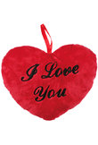 Cuore Peluche I Love You 10 cm