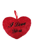 Cuore di Peluche I love You 26 cm