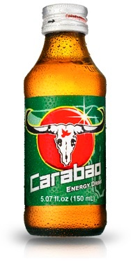 Carabao energy drink - 150 ml.