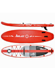 Stand Up Paddle SUP Z-RAY Touring Board A1 - 300x76x15