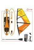 Stand Up Paddle + Wind Surf Z-RAY W1 PRO 305x76x15