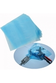 10pcs Disposable Tattoo Machine Bags Blue