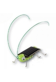 Environmentally Friendly Solar Grasshopper Nero e Verde