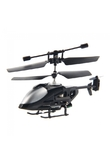 QS QS5012 2 Channel Infrared Semi-micro RC Helicopter nero