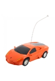 RenDa RD990 Lamborghini Radio Control RC Car with Light Orange