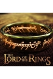 Classic Alloy Men Ring for the Lord of the Rings Golden