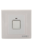 T282 Two-Wire Wall Mount Touch Sensor Delay Light Switch 180V-240V