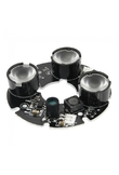 Array LED infrarossi IR luce Security for Security Camera Housing