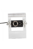 1.3MP USB Video PC Stand Up Camera with Clip-on Webcam Black