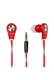 OV-K282MP 3.5mm Stereo auricolare dinamica Red