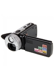 Video T98 12MP 16X LCD Digital Zoom Videocamera nero + argento