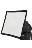 Universal Foldable Soft Box Flash Diffuser for SLR and DSLR S15x20