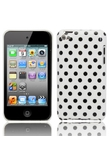 Piccola Polka Dot Back Cover per iPod Touch 4 Bianco