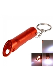 0.3W 3 LED 30 50LM Torcia Flashlight con Open Beer funzione Arancione