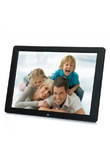 "C100 15 ""Widescreen LED HD Digital Photo Frame Black (standard USA)"