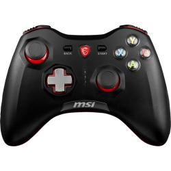 MSI MICROSTAR JOYSTICK GAMING FORCE GC30 BLACK NW WIRELESS PC,PS3, ANDROID