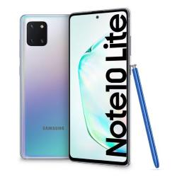 "SM SAMSUNG GALAXY NOTE 10 LITE GLOW 6,7"" 6+128GB DS ITA"