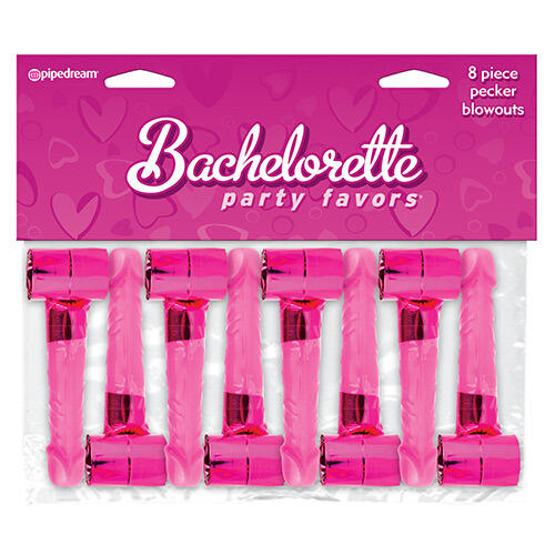 TROMBETTE BACHELORETTE PARTY FAVORS DICKY HORN BLOWERS