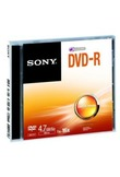 DVD Dvd-r 4.7gb  16x jewel case