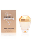 LADY MILLION EAU MY GOLD! eau de toilette vaporizzatore 50 ml