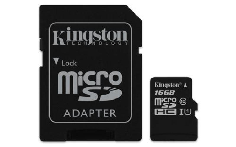 TRANS FLASH 16 GB (SDCS/16GB) CLASS 10