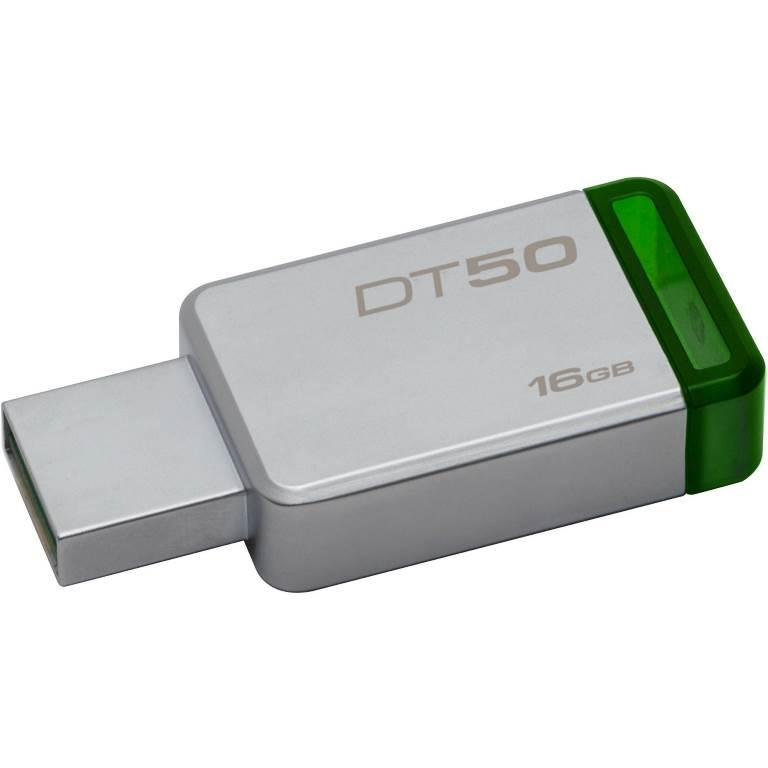 PEN DRIVE 16GB USB3.1 (DT50/16GB) VERDE