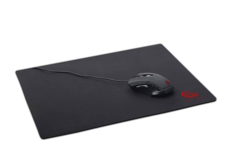 MOUSE PAD MP-GAME-S NERO