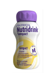 Nutricia Nutridrink Compact Integratore Alimentare Gusto Banana 4x125ml