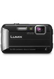 Panasonic Lumix DMC FT30 Fotocamrea Digitale - Nero (No Italiano)