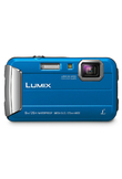 Panasonic Lumix DMC FT30 Fotocamera Digitale - Blu (No Italiano)