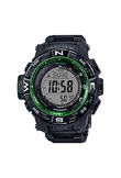 Casio PRO TREK Triple Sensore Versioen 3 TOUGH SOLAR Orologio PRW-3510FC-1 - Verde